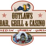 outlaws bar, grill and casino - restaurant atascadero- logo .png