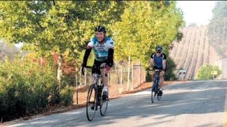 Wine and Roses Bike Ride