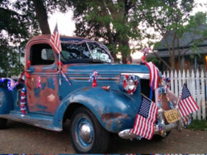 4th of July in Templeton