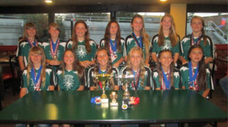 Templeton Youth Girls Soccer All Star League