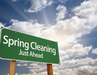 Spring Clean Up Week is April 24 thru April 26