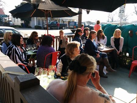 Templeton Women in Business luncheon