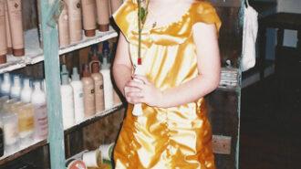 Little beauty in Templeton Beauty Shop