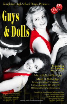 Templeton Guys and dolls