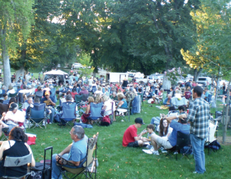 Band applications for Templeton's Concerts in the Park are now being accepted