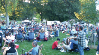 concerts in the park templeton