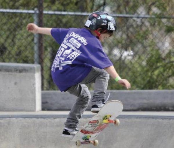 skate park templeton