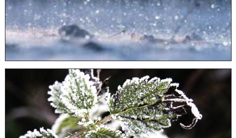 Winter weather preparation