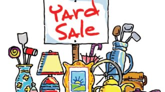 Clutter to Cash Yard Sale