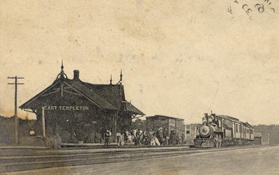Templeton Depot