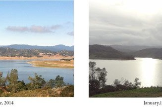 Lake Nacimiento raises over 20 feet in less than a week's time