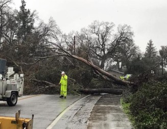 Nearly 20,000 without power across San Luis Obispo County