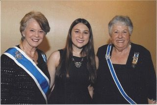 Templeton senior wins DAR Good Citizen award