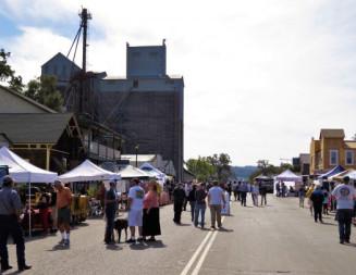 Founder's Day Street Fair returns Saturday, Oct. 28