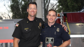 Fire-Chief-Bill-White-with-Templeton-Fire-and-Emergency-Services-Firefighter-of-the-Year-Trevor-Aguilar.-600x389