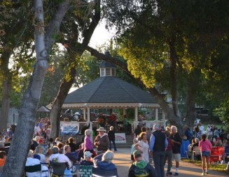 Don't miss Templeton Summer Concerts in the Park