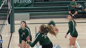 Templeton girls volleyball beats Bullard