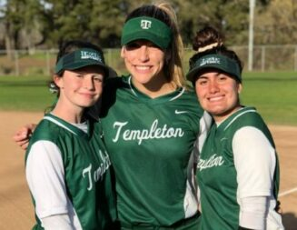 Templeton's Ashley Daugherty throws third consecutive no-hitter