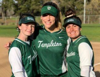 Templeton's Ashley Daugherty throws third consecutive no-hitter