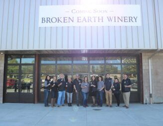 Broken Earth Winery opening new, 23,000 square-foot tasting room