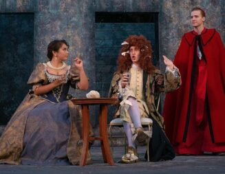 The Central Coast Shakespeare Festival returns July 11