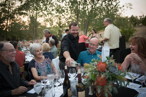 Pleasant Valley Wine Trail hosting dinner