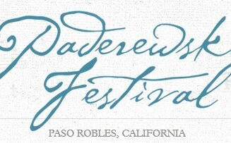 Paderewski Festival announces events schedule