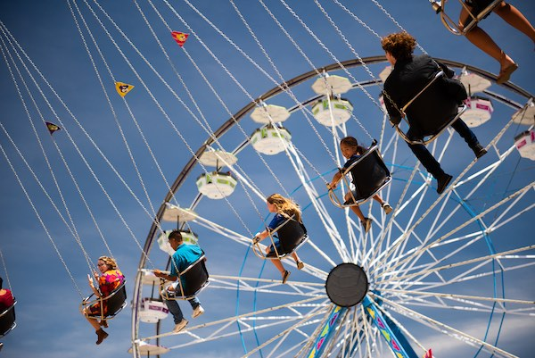 Mid-State Fair photographs