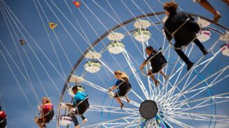 Mid-State Fair still shooting for July opening