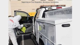 SERVPRO of Morro Bay to King City gives back to First Responders