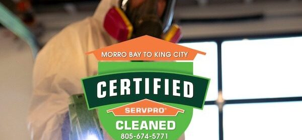 Morro Bay Water Damage Restoration