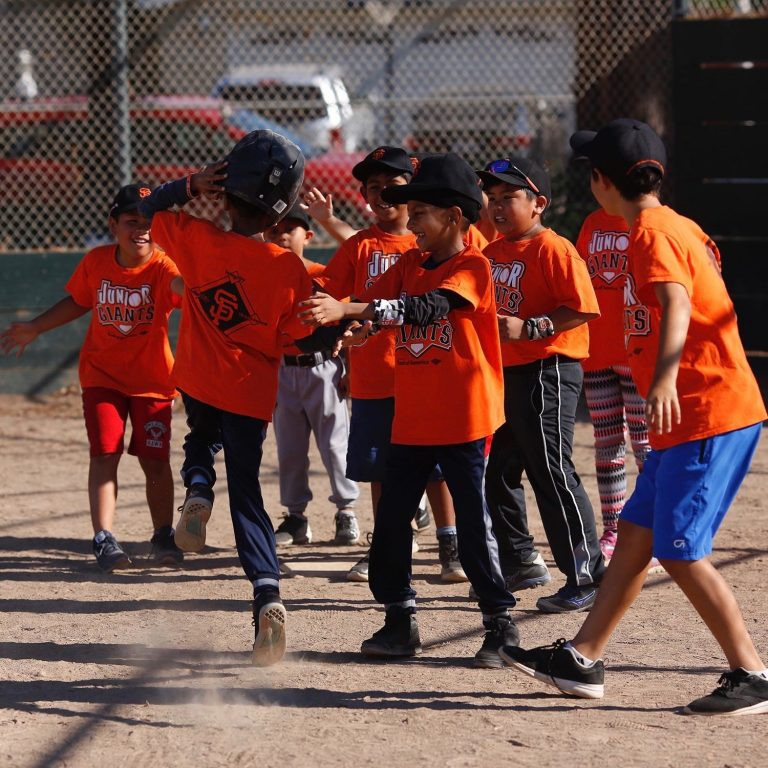 junior giants baseball team