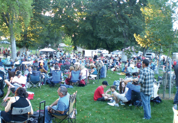 Templeton Concerts in the Park