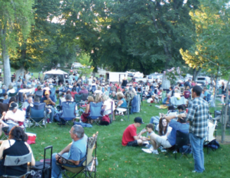 Templeton Concerts in the Park canceled for 2020