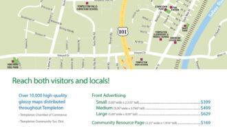 templeton, CA map